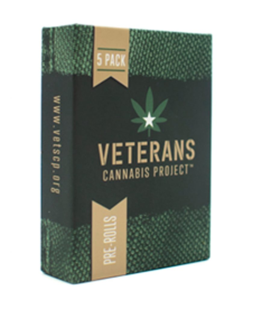 Veterans Cannabis Project