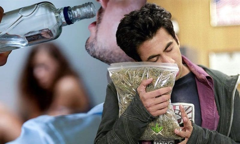 Data Reveals Younger Generations now Prefer Cannabis over Alcohol