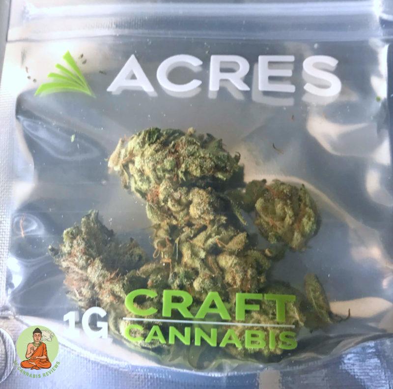 Acres Cannabis Original Glue #4 Review June 2019