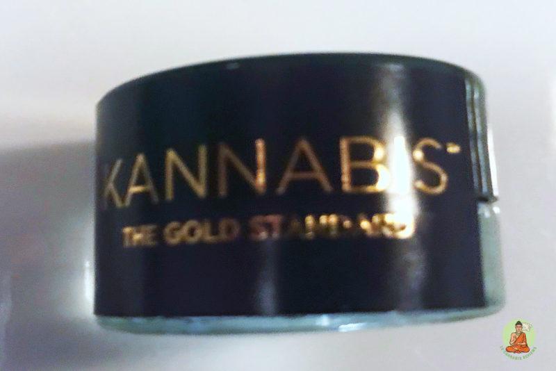 Kannabis Bubba Fett THC Crystalline Powder Packaging