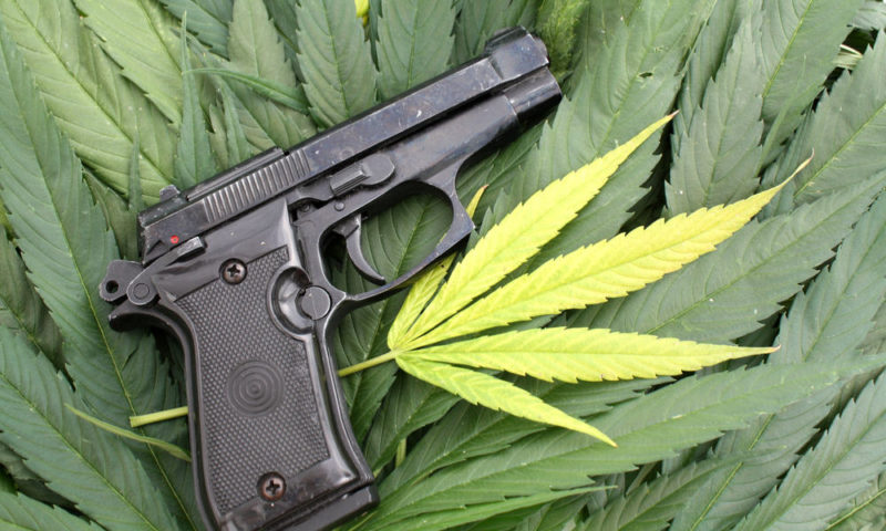 Marijuana Patients Allowed to Buy Guns Under New Bill