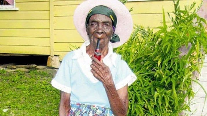 95-Year-Old Woman Says Smoking Weed Is Key To Long And Happy Life