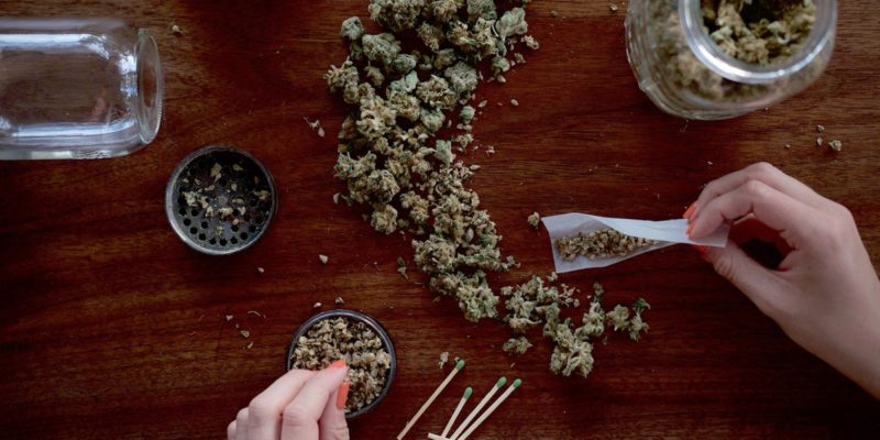 Why People Are Smoking Strains With High CBD and THC Together