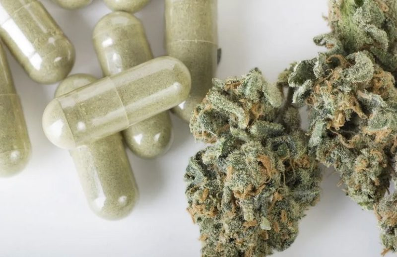 This New Cannabis Capsule Is So Potent It Could Replace Every Pain Killer