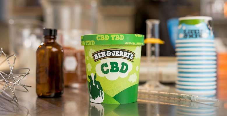 Ben And Jerry's Announces Plans For A Cannabis Infused CBD Ice Cream