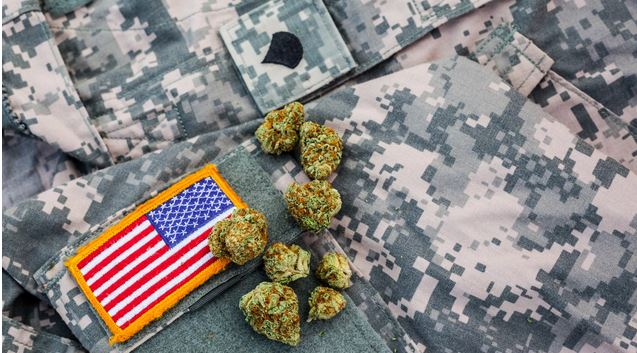 In States That Won't Legalize Weed, Veterans Are Changing Minds