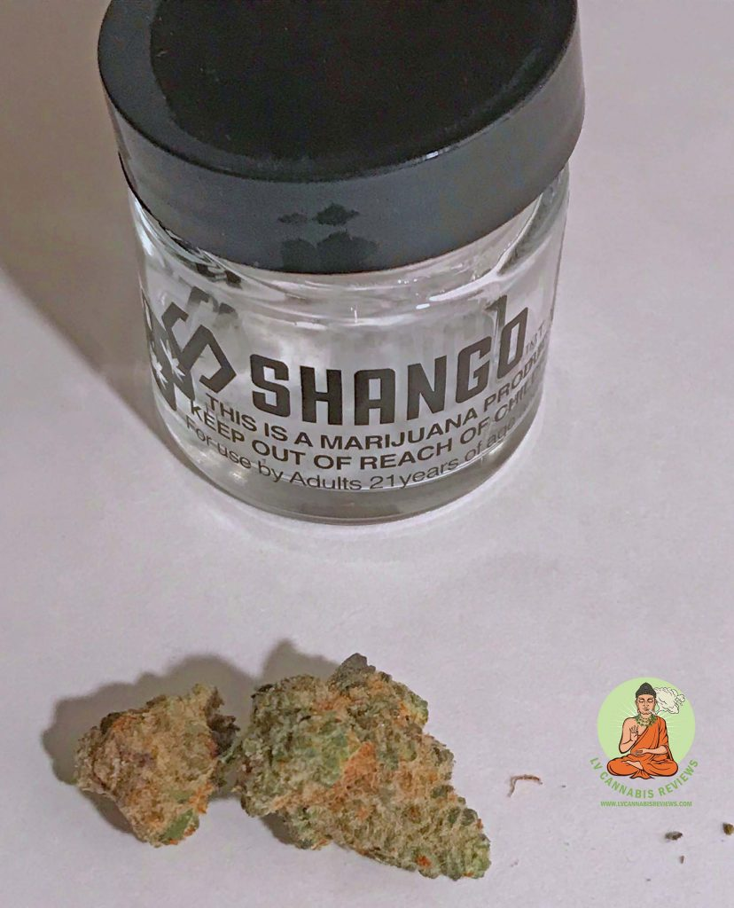 Grandpa Breath by Shango and Packaging