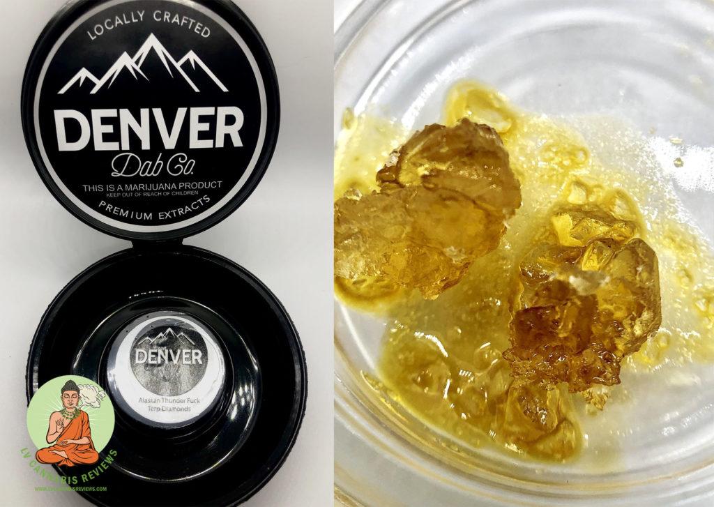 Alaskan Thunderfuck Terp Diamonds (Sativa)