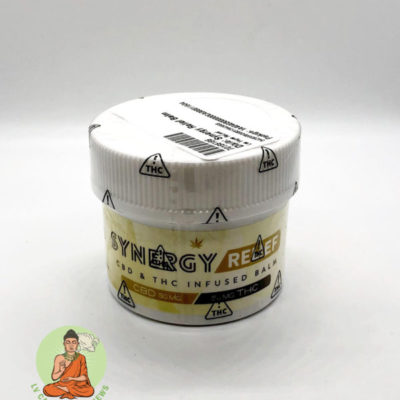 Synergy Relief Infused Balm (CBD & THC)