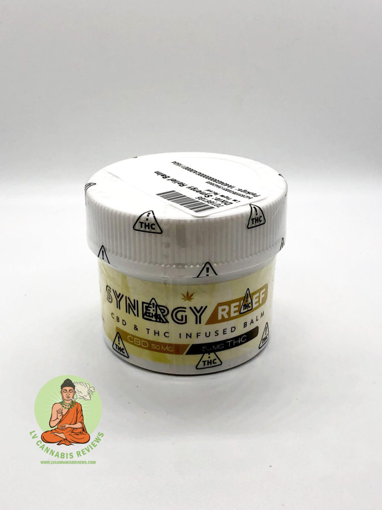 ReLeaf Marijuana Dispensary: Synergy Relief Infused Balm (CBD & THC)
