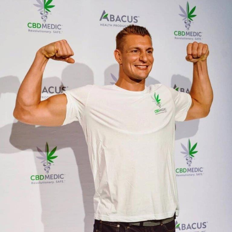 Former NFL Superstar Unveils Plans To Produce Own Line Of CBD Products