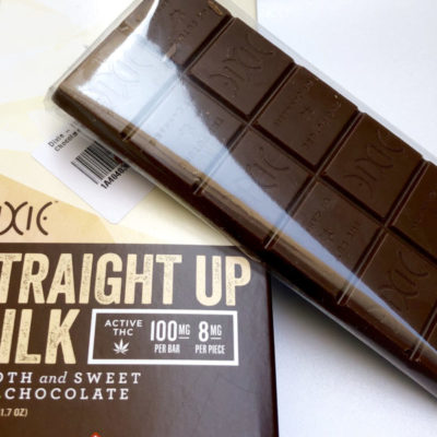 Straight Up Milk Chocolate