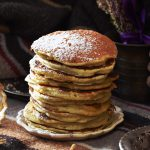 Take Breakfast To The Next Level With These Cannabis Gingerbread Pancakes