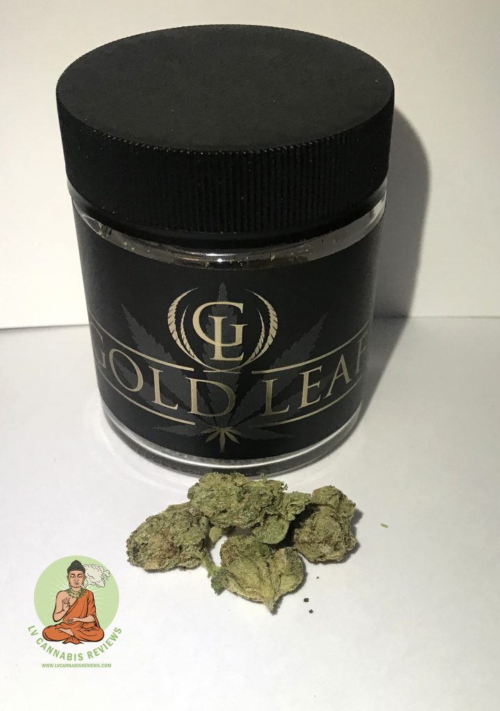 Essence Cannabis Dispensary-King Louis XIII by Gold Leaf