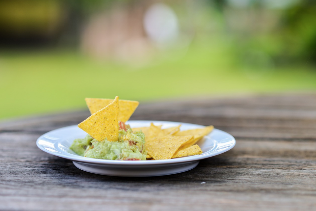 Improve Your Gameday Snacks With This THC Guacamole