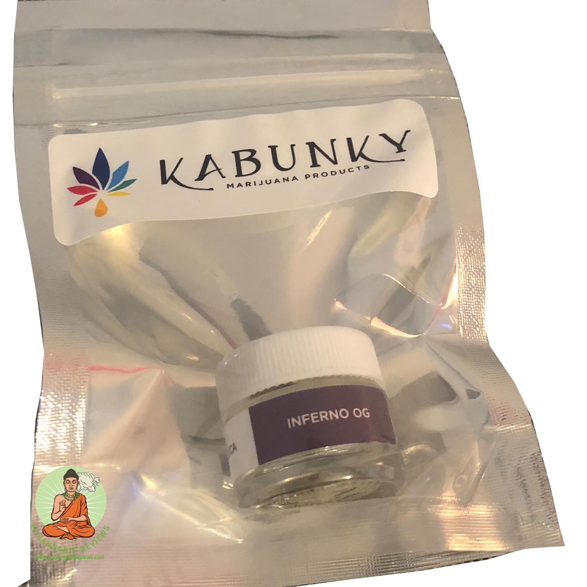 Kabunky Inferno OG Review November 2019 Nevada Made Marijuana Dispensary
