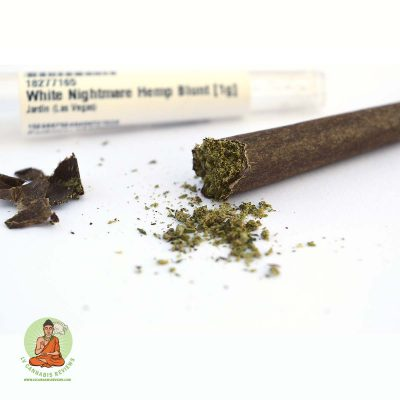 White Nightmare Hemp Blunt