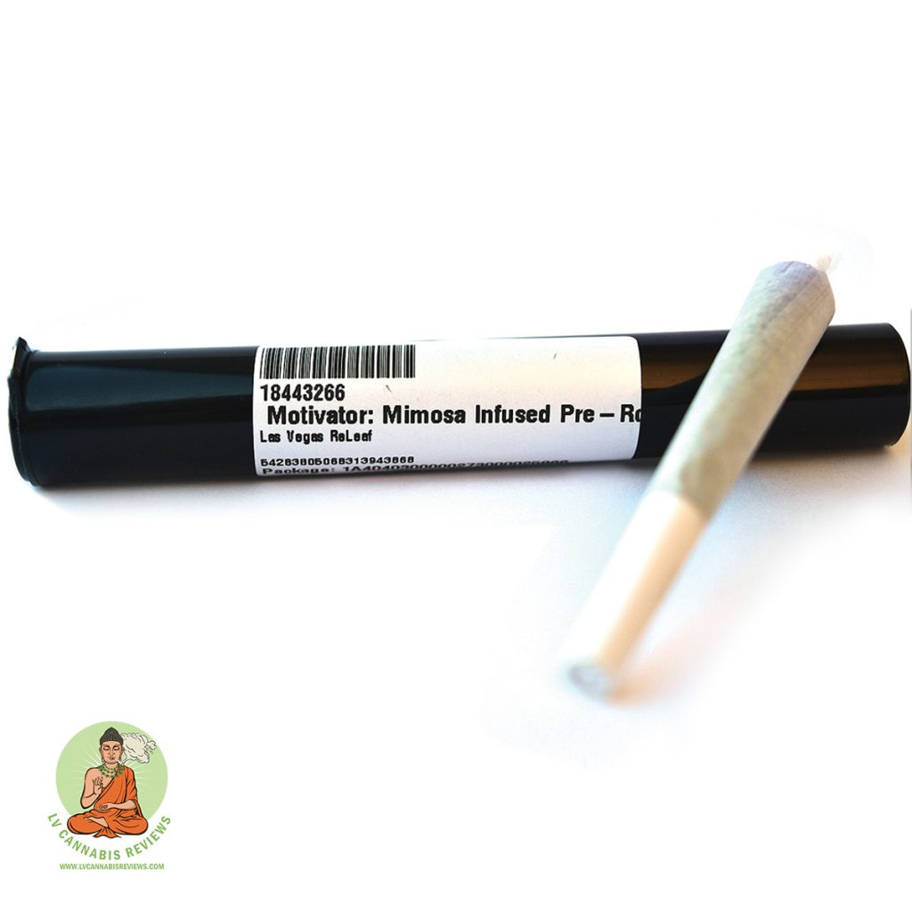 Motivator: Mimosa Infused Pre-Roll
