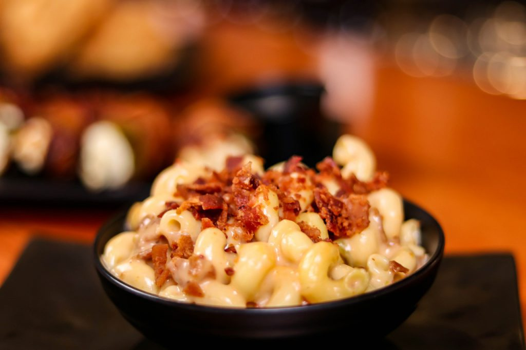 Cannabis-Infused Bacon Mac & Cheese Recipe