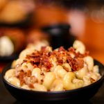 Cannabis Infused Bacon Mac & Cheese