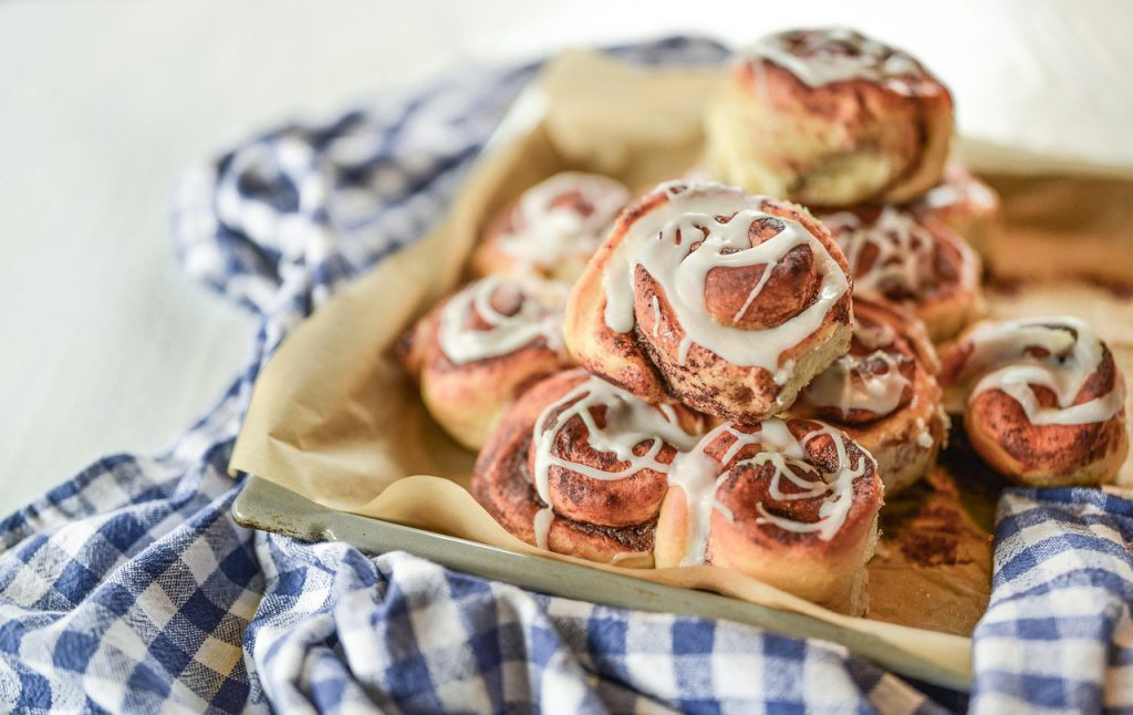 How To Make Cannabis-Infused Cinnamon Rolls