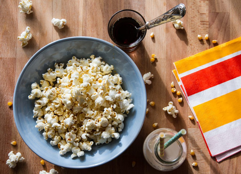 How to make your very own Marijuana Popcorn