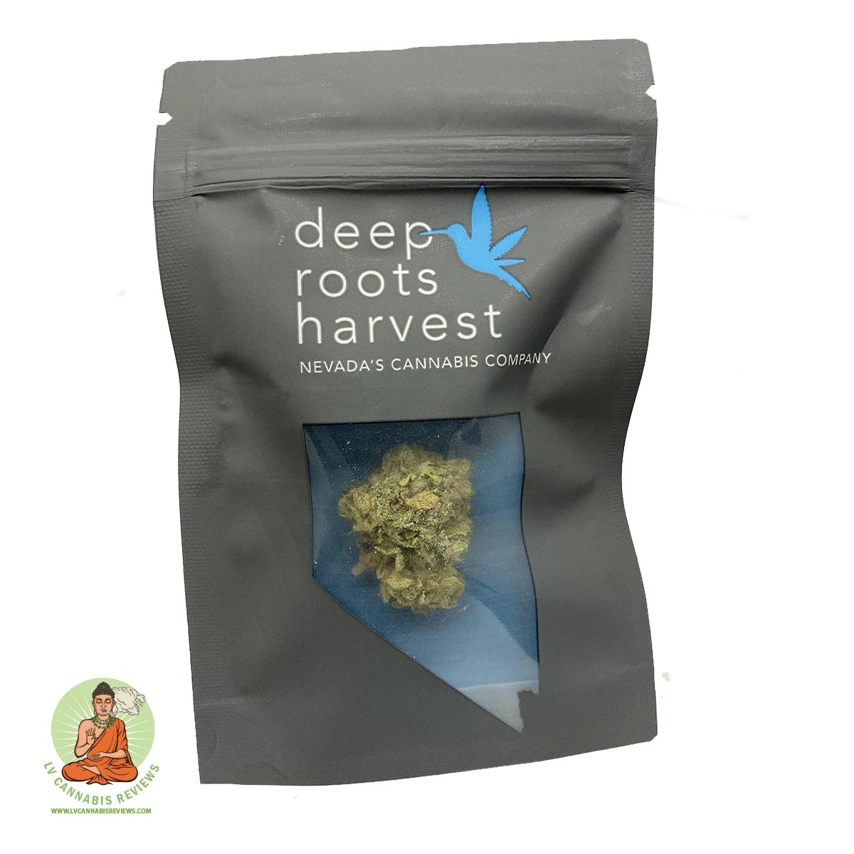 Deep Roots Harvest Skywalker OG Review December 2019 MedMen Dispensary