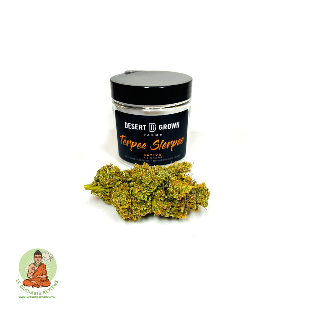 Desert Grown Farms Terpee Slerpee Review December 2019 Essence Dispensary