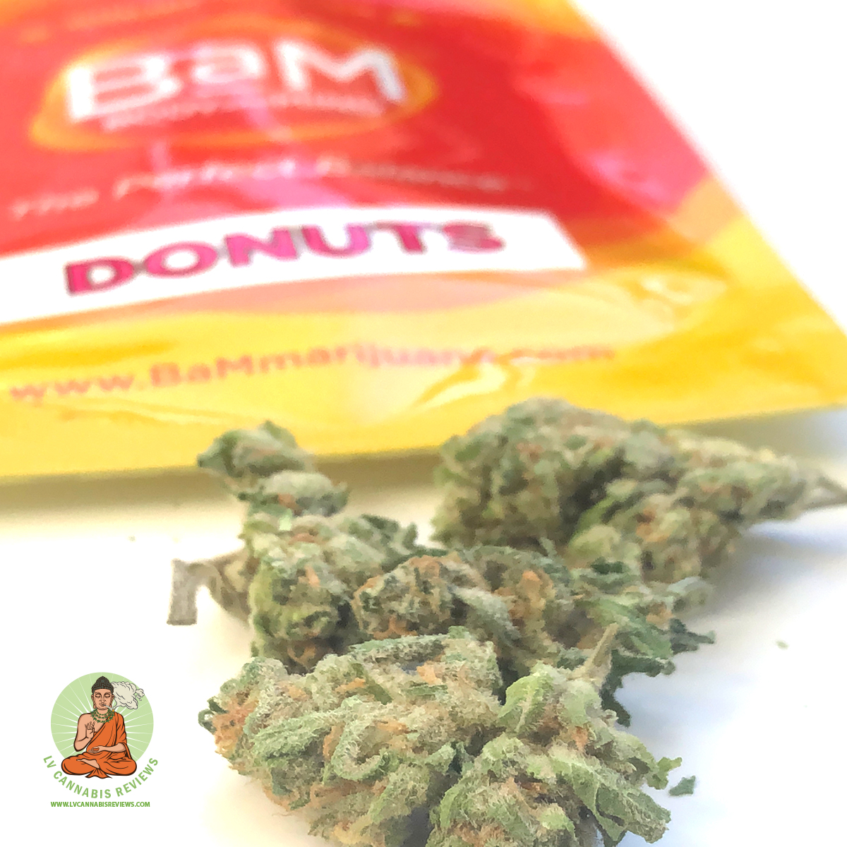 Body And Mind | BAM Donuts 1g (pack) Review December 2019 Thrive Marketplace Dispensary