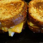 Get Lifted With These Cannabis-Infused Grilled Cheese Sandwiches