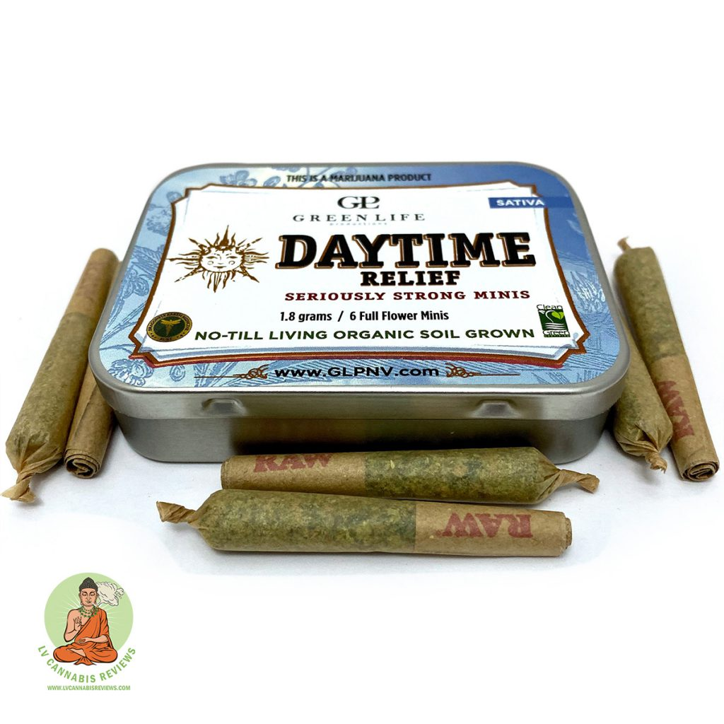 Green Life Productions Daytime Relief 6 Pack Baby J's