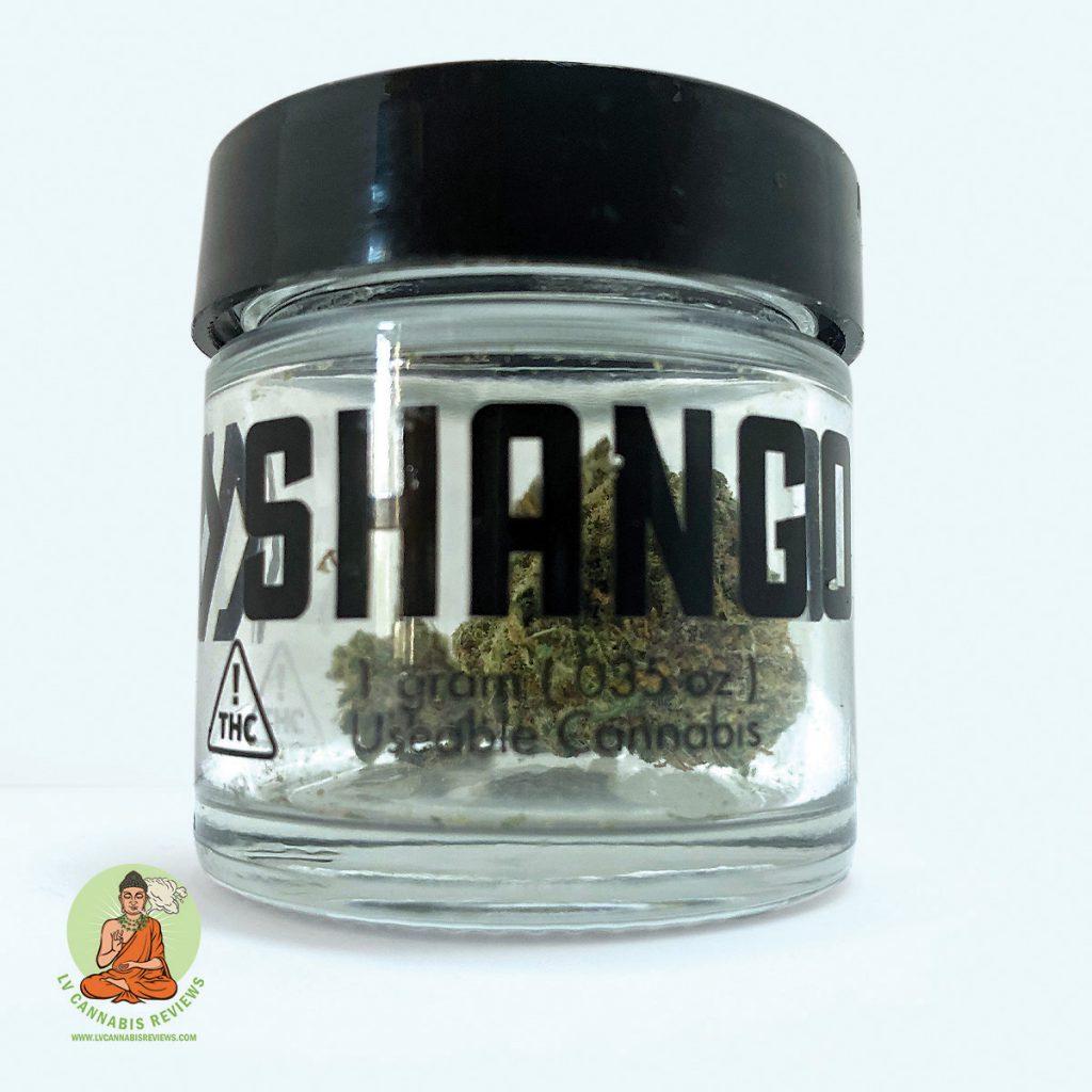 Shango SLH x OH x MAC Review December 2019 Las Vegas Releaf Dispensary