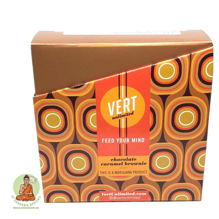 Vert Caramel Brownie Strain Review January 2019 The Dispensary