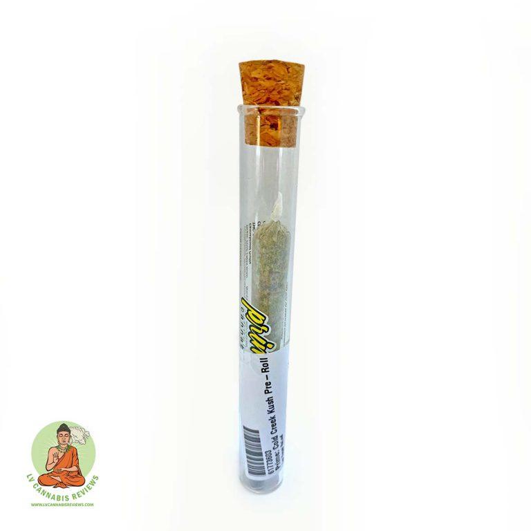ColdCreekKush Prerollin tube