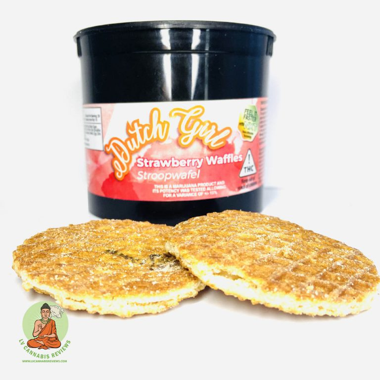 Dutch girl Strawberry Waffles Review