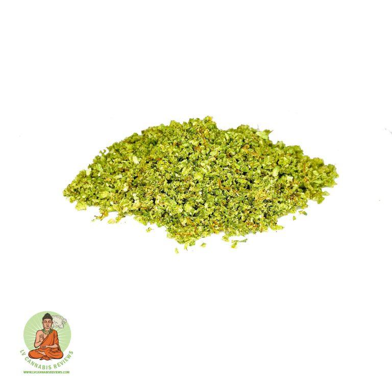 NLVO Grape Sorbet Review January 2020 Oasis Cannabis Dispensary