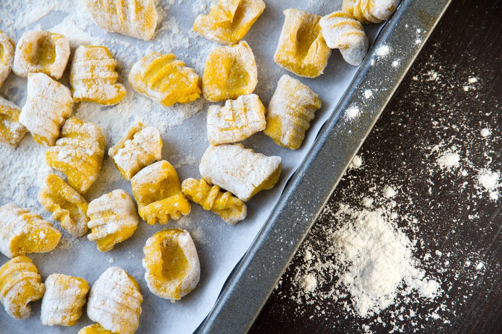 Impress Your Friends With Some Ganja-Infused Gnocchi
