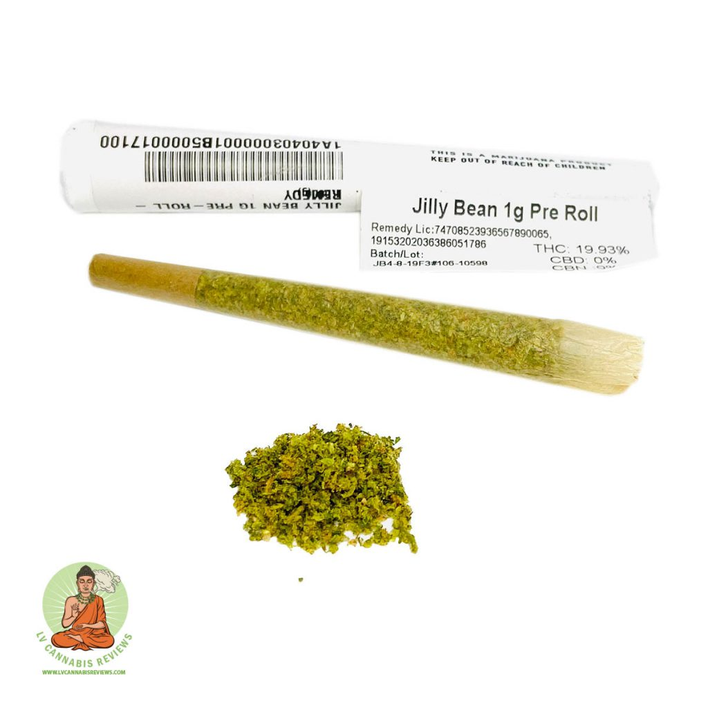 Remedy Jilly Bean Review Silvery Sage Wellness Dispensary January 2020