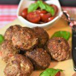 Take Pasta To The Next-Level With Some Marijuana Meatballs