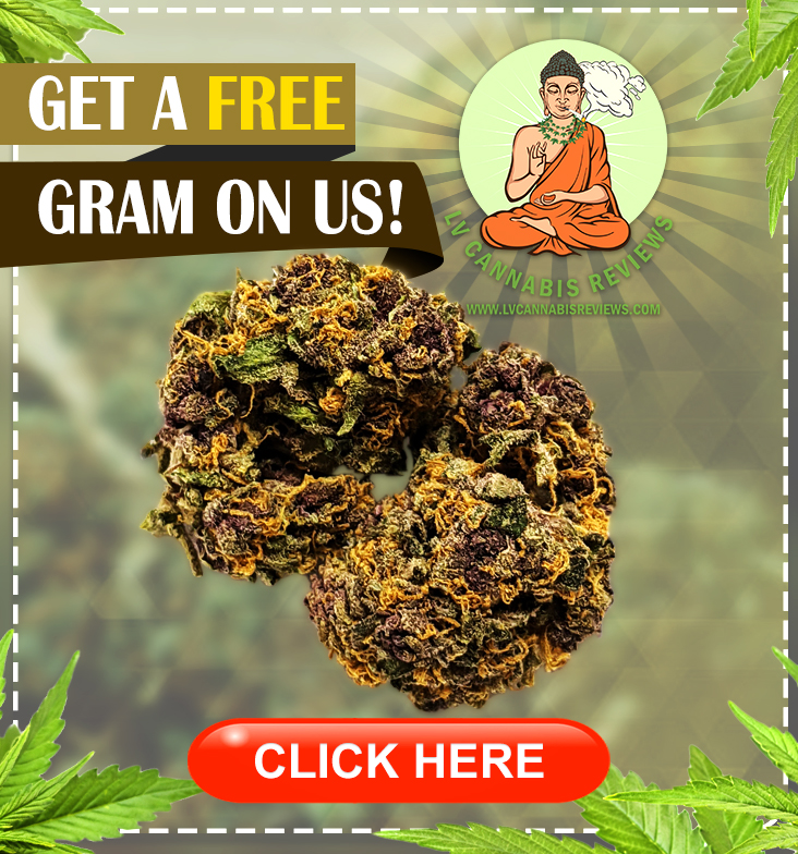 Get a FREE Gram on Us!