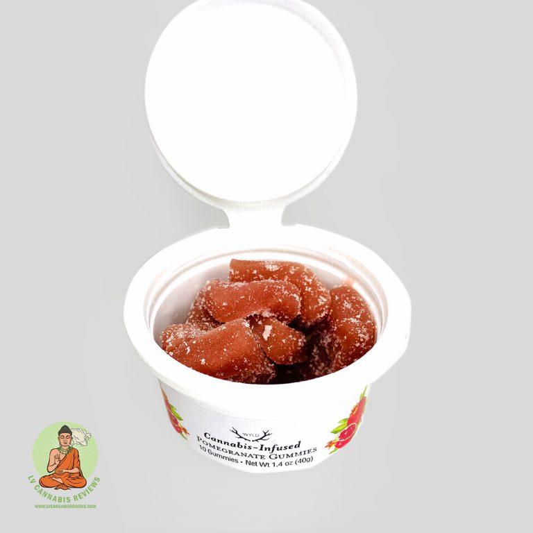 Pomegranate Gummies 10mg