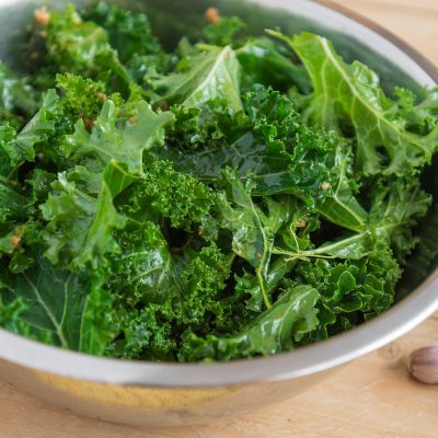 Get Baked With This Cannabis Kale Chip Recipe