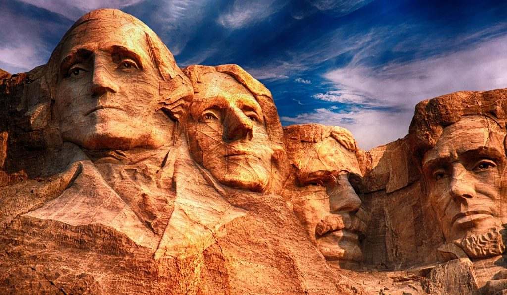 How The Presidential Candidates Feel About Marijuana Mount Rushmore