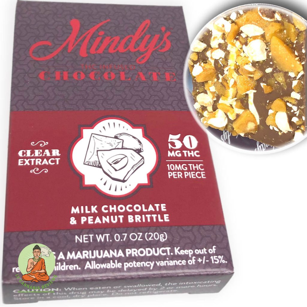 Milk Chocolate Peanut Brittle Review
