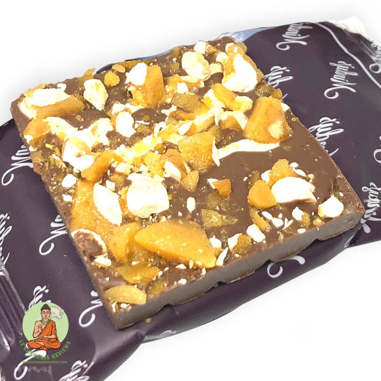 Mindy's Milk Chocolate Peanut Brittle Review