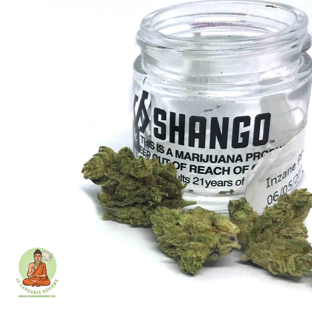 Shango Inzane Review Shango Dispensary February 2020