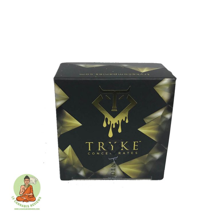 Tryke Riesling Crumble Review Reef Dispensaries February 2020