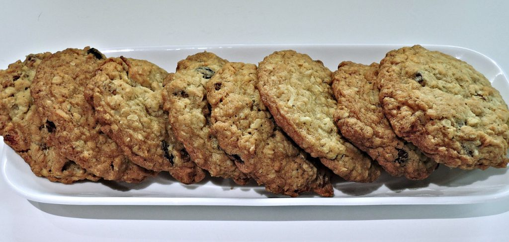 Step-By-Step Recipe For Oatmeal Raisin Cannabis Cookies