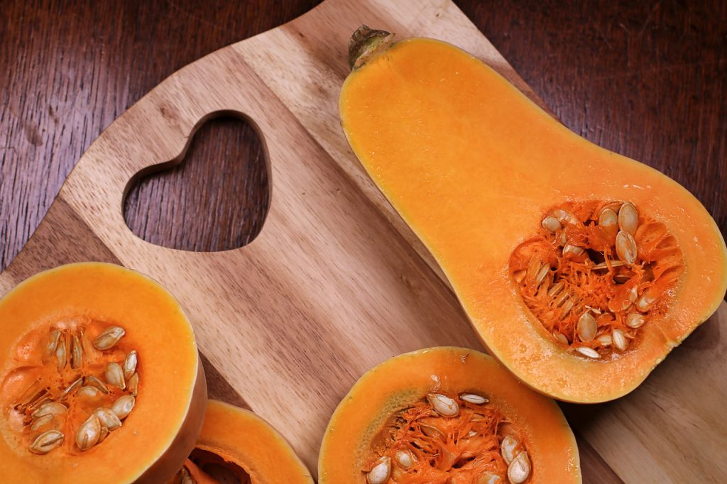 Satisfy Your Cravings With Some Roasted Cannabis Butternut Squash