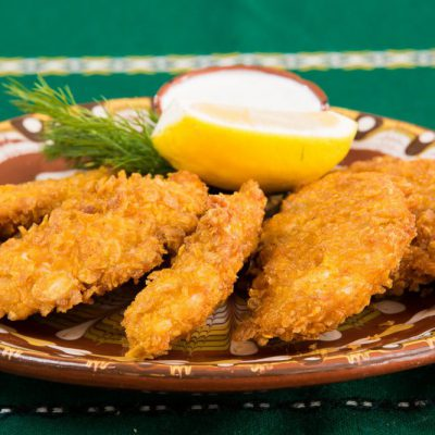 Impress Your Friends With Some Cannabis Butter Fried Chicken
